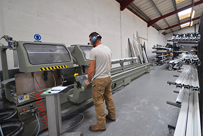 New bi-fold doors factory for Made For Trade due to rapid growth
