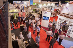 5000 people passed through the doors of The International Centre in Telford for the FIT Show 2014.