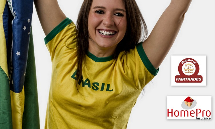 PREDICT YOUR WAY TO THE WORLD CUP FINAL AT THE FIT SHOW WITH HOMEPRO & FAIRTRADES