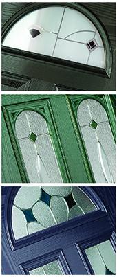 Distinction Door's glazing cassettes add value to an already impressive composite door