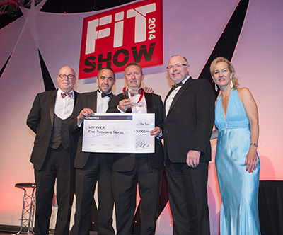 YES GLAZING CRY TEARS OF JOY AS WINNERS OF FIT SHOW MASTER FITTER CHALLENGE