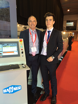 Haffner reports phenomenal interest at FIT Show