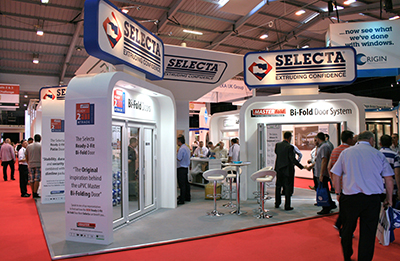 New Selecta Systems Bi-Fold Door a Hit at FIT!