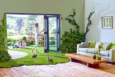 Imagine the perfect Bi-Fold Door System