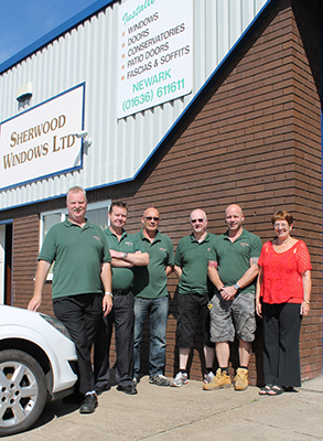 KOMMERLING'S NEW SHERWOOD SUCCESS
