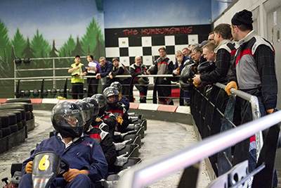 SYNSEAL'S GO-KARTING CHALLENGE IS A WINNER!