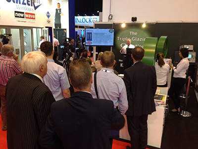 TGQ calculates profit for installers at FIT Show