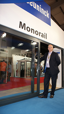 Dekko launches giant Monorail Patio Door from Deceuninck