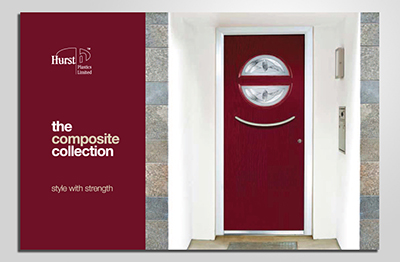 NEW HURST COMPOSITE BROCHURE – A FEAST OF COLOUR AND STYLE