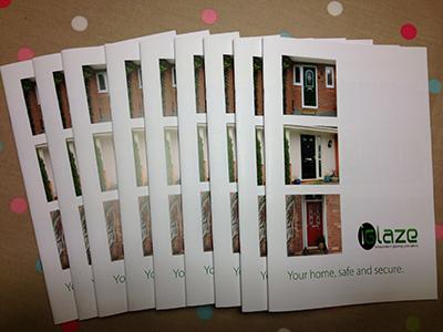 Door-Stop's Brochure Builder big hit with installers