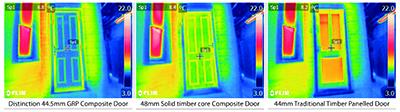 Distinction Door's Nan Ya slab leads the market in thermal efficiency