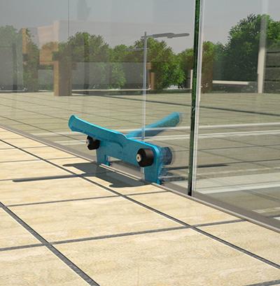 All-glass balustrades made Easy