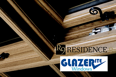 GLAZERITE UNVEILS RESIDENCE 9 FLUSH SASH FOR UNRIVALLED CLASSIC AUTHENTICITY