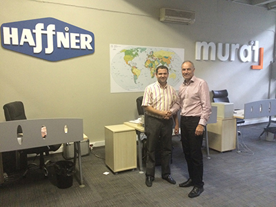 Continued investment reflects Haffner Murat's commitment to its customers