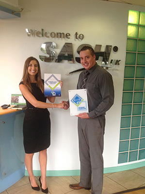 Sash UK is officially VEKA Approved!