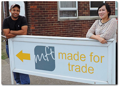 New graduates join Made For Trade after rapid growth