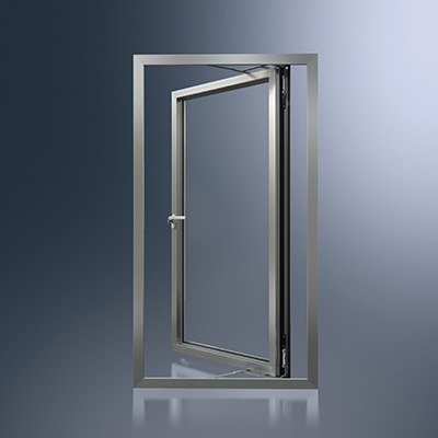 NEW OUTWARD-OPENING WINDOW FROM SCHUECO UK DELIVERS QUALITY AND ECONOMY IN ONE SYSTEM