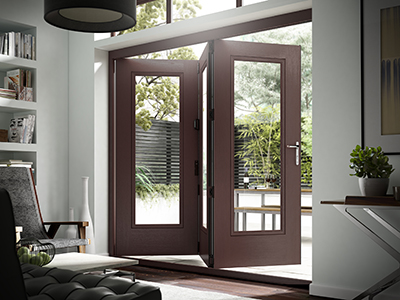 The One Lite bi-fold door adds even more choice and value to the Distinction Doors portfolio