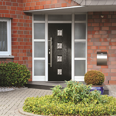 Frame Fast's composite door offers market-leading credentials