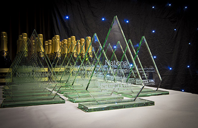 Modplan's customers sweep up at the Network VEKA awards ceremony