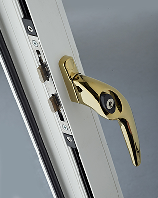Trojan's Pegasus High Security Window Lock offers uncompromising security