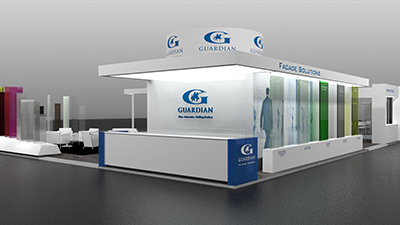 Guardian to Showcase the Latest in Glass Innovation at Glasstec, World's Largest Glass Trade Fair