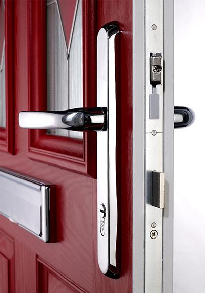 Avocet hardware now available on Door-Stop doors