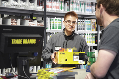 FAIRTRADES/HOMEPRO ADDS MASSIVE DISCOUNTS ON BUILDING PRODUCTS THROUGH TRADEPOINT CARD ADDITION TO MEMBERS BENEFITS