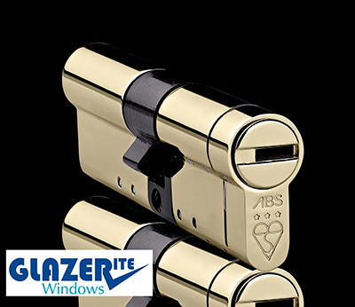 GLAZERITE GETS TOUGHER WITH ABS HIGH SECURITY DOOR CYLINDER