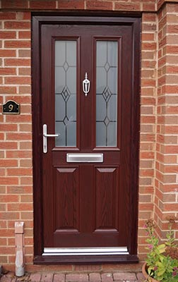 Phoenix Doors…'caking a difference' with composite doors