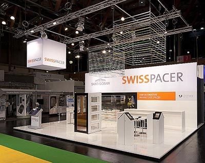 SWISSPACER to launch new warm edge spacer bar at Glasstec 2014