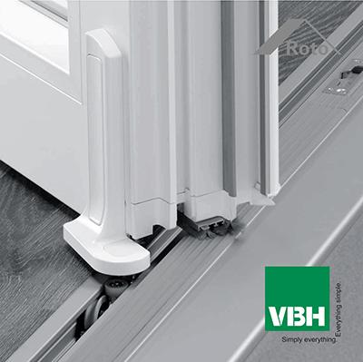 VBH Stocks New Roto Bi-Fold Hardware