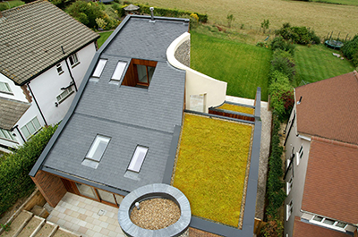 Naturally roofing from Roof Assured by Sarnafil