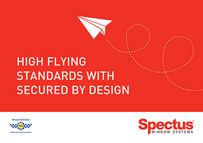 SPECTUS STRENGTHENS PROPOSITION WITH SECURED BY DESIGN
