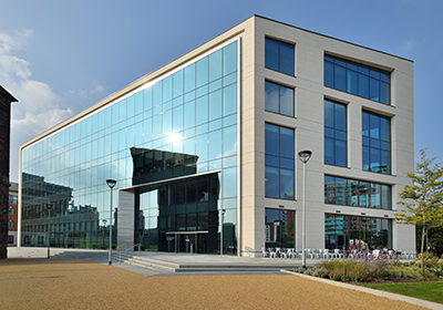 SAINT-GOBAIN GLASS ASSISTS BREEAM 'EXCELLENT' RATING ACHIEVEMENT FOR OUTSTANDING  LEEDS LANDMARK BUILDING