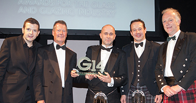 """GGF """"DELIGHTED"""" WITH G14 AWARDS"""