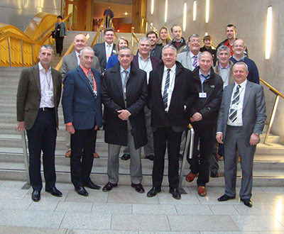 GGF MARKS GREAT PROGRESS IN SCOTLAND