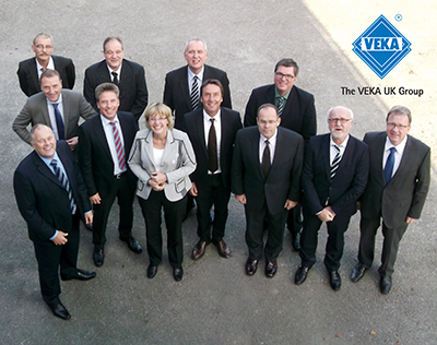 Annual meeting for Heads of The VEKA Group takes place in Burnley
