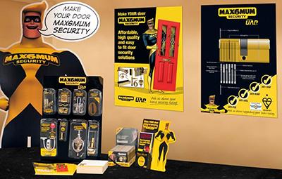 MAX6MUM SECURITY Personalised Marketing