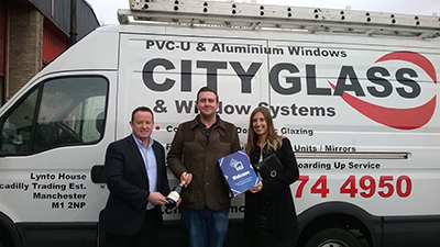 GLAZERITE SCORES A CENTURY FOR CITY GLASS AND VEKA APPROVED INSTALLER SCHEME