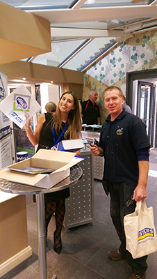 Discerning dozen join Halo's Approved Installer Scheme on a single day with Listers