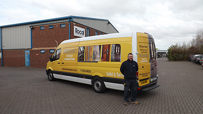 ENDURANCE® SOLID & SECURE BRANDING EXTENDS TO DEDICATED FLEET
