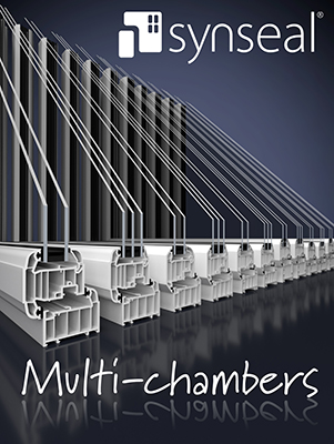 MULTI-CHAMBERED OPTIONS NOW AVAILABLE FOR ALL SYNSEAL SYSTEMS