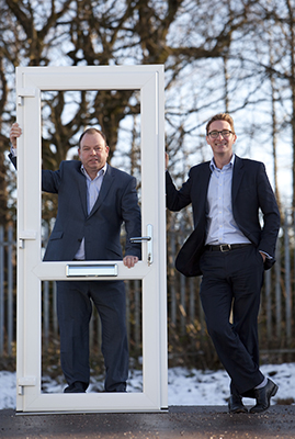 Fresh window of opportunity as VEKA customer Stevenswood secures £3.5m BGF investment
