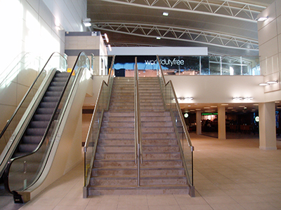 JOHN LENNON AIRPORT BENEFITS FROM TUFFX PRODUCTS