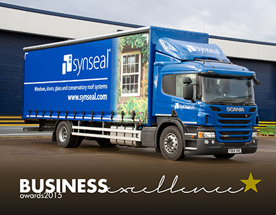 SYNSEAL NOMINATED FOR THE BUSINESS EXCELLENCE AWARDS