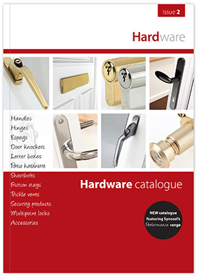 SYNSEAL PUBLISHES A BUMPER NEW HARDWARE CATALOGUE