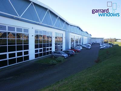 Liniar – a breath of fresh air for Garrard Windows