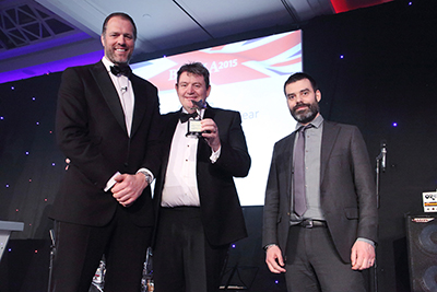 EVEREST EXCELS IN BRITISH EXCELLENCE IN SALES & MARKETING AWARDS