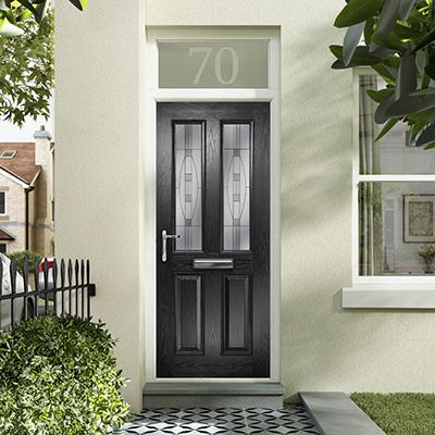 Distinction's Elite over rebated composite door is proving a clear winner